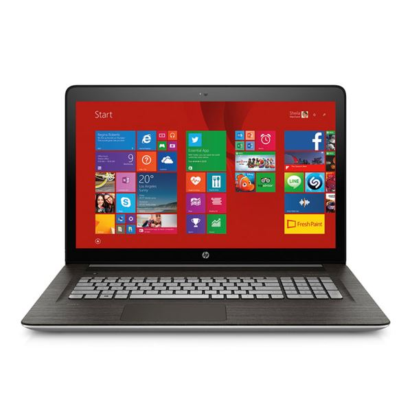 HP ENVY 17-N101T CORE İ7 6700HQ 2.6GHZ-16GB-1TB+256GBSSD-17.3