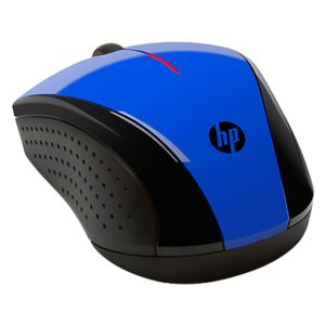 HP Wireless Mouse X3000 Cobalt Blue