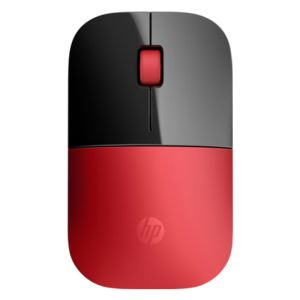 HP Z3700 Wireless Mouse Red