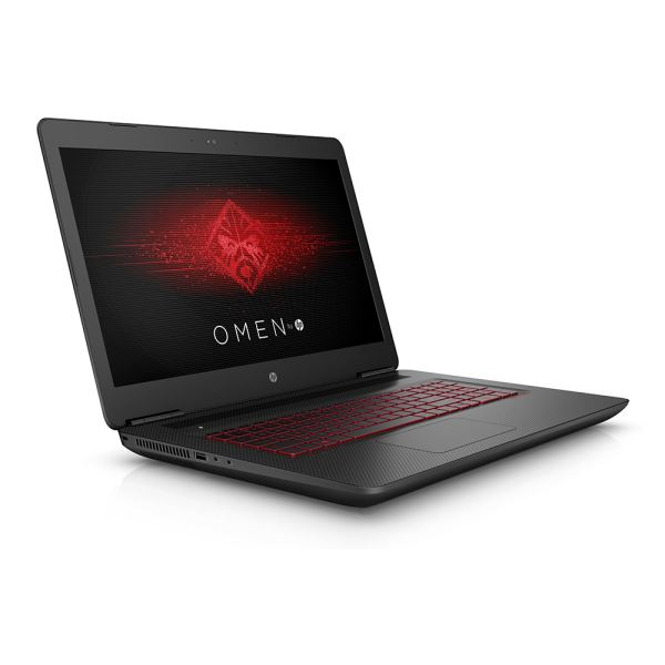 OMEN BY HP 17-W200NT CORE İ7 7700HQ 2.8GHZ-16GB-1TB+512SSD-17.3''GTX1070 8GB-W10