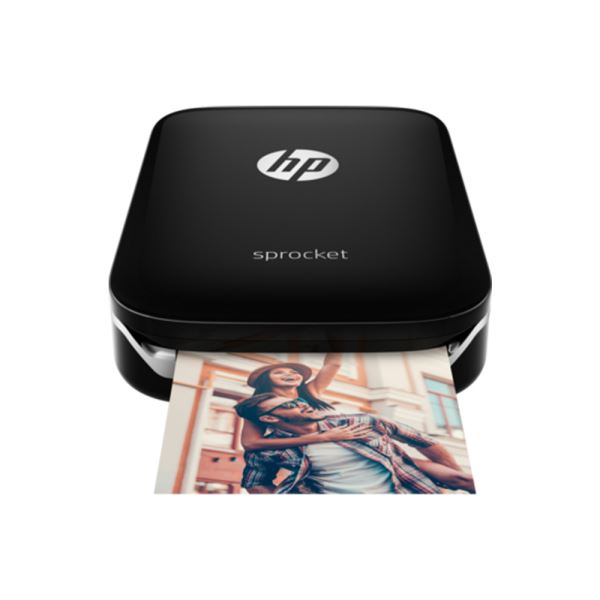 HP SPROCKET SİYAH PHOTO YAZICI