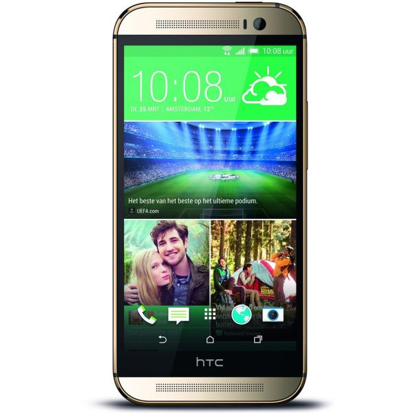 HTC ONE M8 ALTIN AKILLI TELEFON