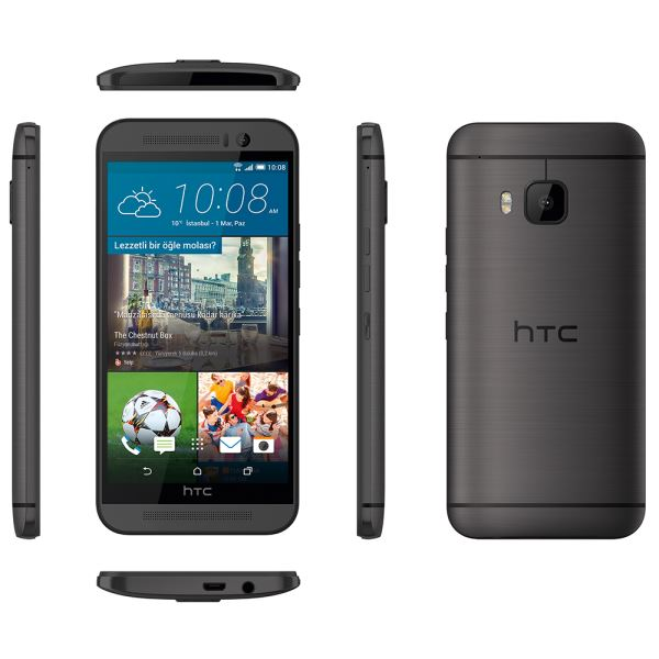 HTC ONE  M9 32 GB GUN METAL AKILLI TELEFON