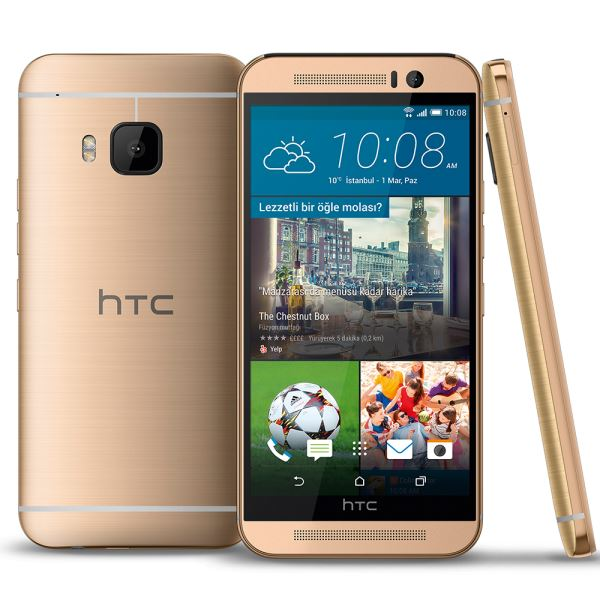 HTC ONE M9 GOLD AKILLI TELEFON