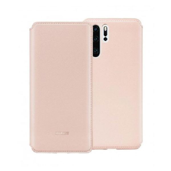 HUAWEİ VOGUE P30 PRO SMART VİEW FLİP COVER- PEMPE