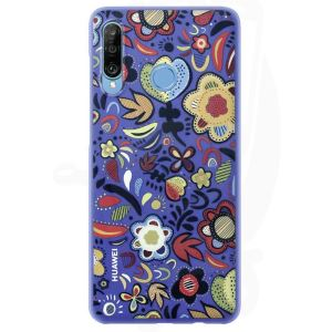 HUAWEI P30 LİTE COLORFUL CASE- F. MAVİ