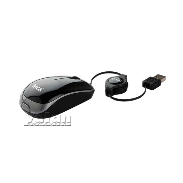 INCA IM-320R INCA MİNİ MAKARALI OPTİK MOUSE