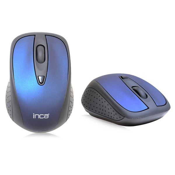 INCA IWM-200R WIRELESS NANO OPTİK MOUSE - Lacivert