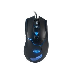 INCA IMG-329 RUTHLESS 4800 DPİ 6D 7 LED SOFTWEAR GAMİNG MOUSE