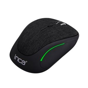 INCA IWM-300RG KUMAŞ YÜZEY 7 LED WİRELESS MOUSE