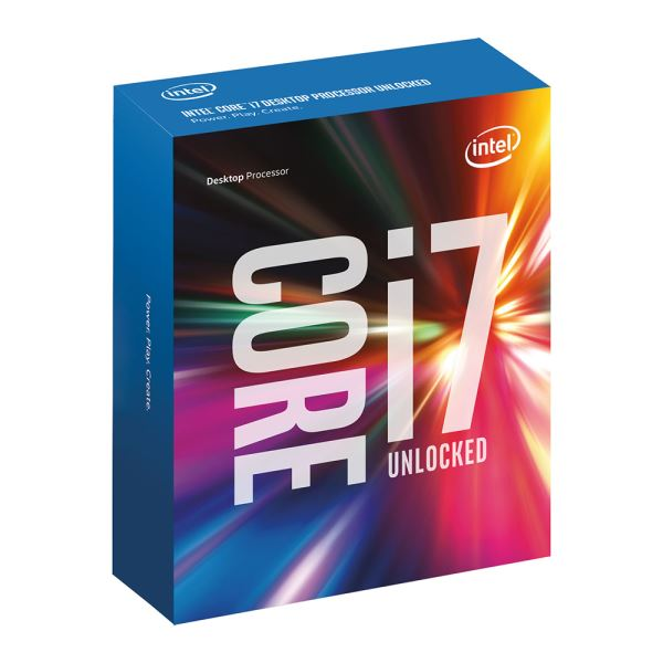 Intel Core i7 6700K Soket 1151 4.0GHz 8MB Önbellek 14nm İşlemci