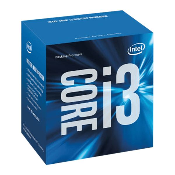 Intel Core i3 6100 Soket 1151 3.7GHz 3MB Önbellek 14nm İşlemci