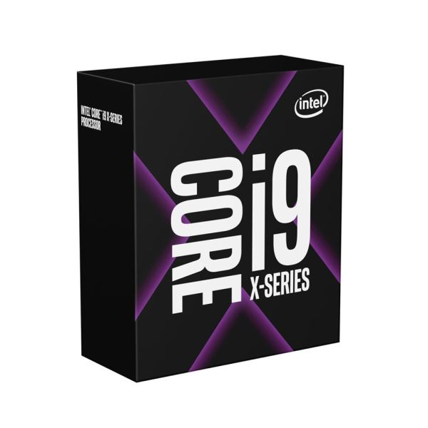 Intel Core i9 9940X Socket 2066 4.4GHz 19.25MB Önbellek 14nm İşlemci