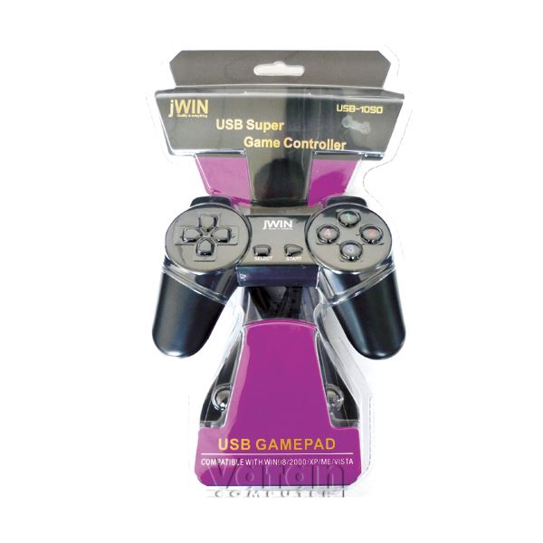 JWIN JWIN USB-1050/1100 USB PC GAMEPAD