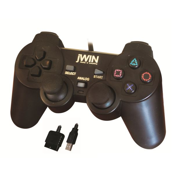 1225 USB PS2 GAMEPAD