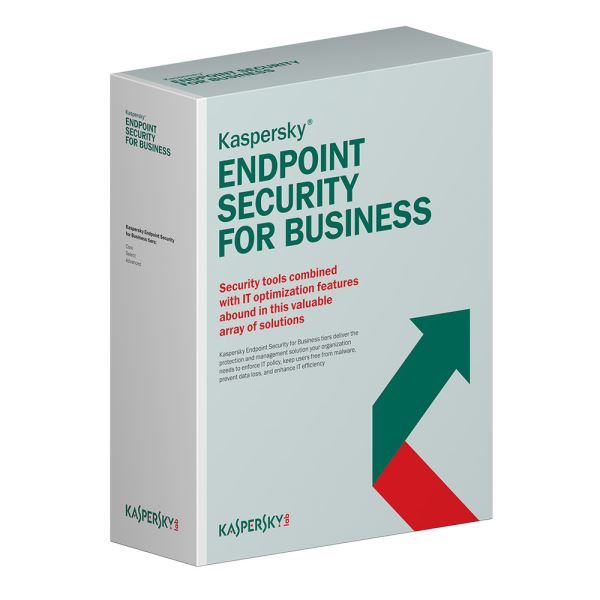 KASPERSKY ENDPOINT SECURITY FOR BUSINESS-3 yıl lisans
