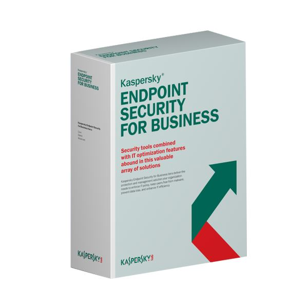KASPERSKY ENDPOINT SECURITY FOR BUSINESS - SELECT 2500-4999 1 YIL