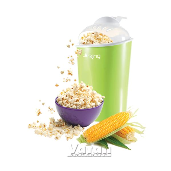 K 313 POP CORN MISIR PATLATMA MAKİNESİ