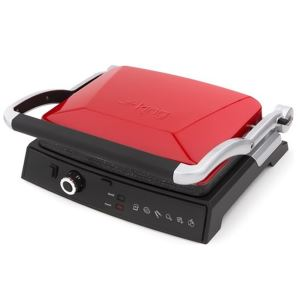 KING K462R GRILLMASTER TOST MAKİNESİ