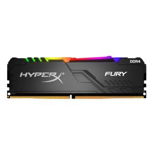 Kingston 8GB HyperX Fury RGB DDR4 3000MHz CL15 1.2V PC Ram