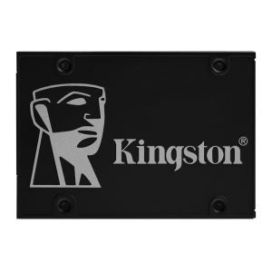 Kingston 512GB KC600 Serisi Sata 3.0 SSD (Okuma 550MB / Yazma 520MB)