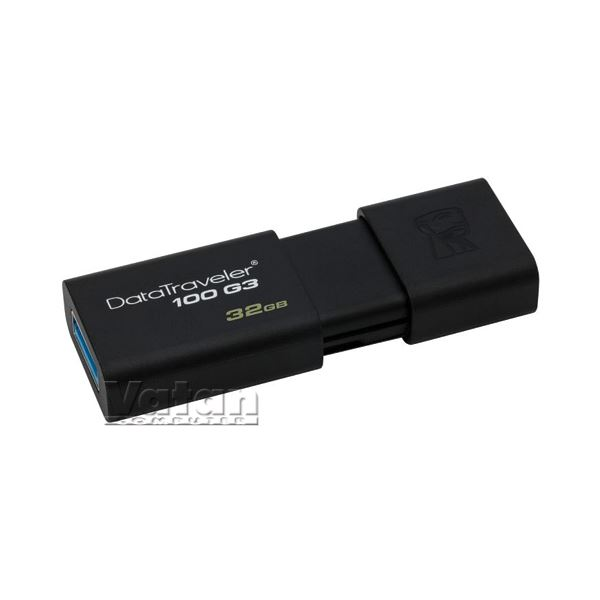 KINGSTON 32GB DataTraveler 100 G3 USB 3.0 Usb Bellek