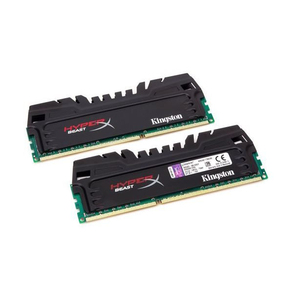 Kingston 8GB (2x4GB) HyperX Beast DDR3 2400MHz CL11 XMP Ram