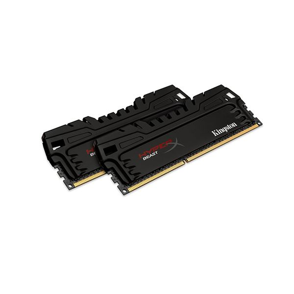 Kingston 8GB (2x4GB) HyperX Beast DDR3 1600MHz CL9 XMP Ram