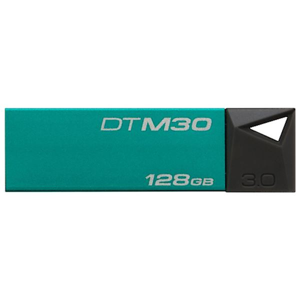 KINGSTON 128GB DataTraveler Mini Metal USB 3.0 USB Bellek