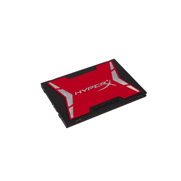 Kingston 480GB HyperX Savage Serisi Sata 3.0 Cache SSD (Okuma 560MB/Yazma 530MB)