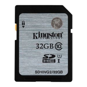 KINGSTON 32GB SDHC CLASS10 (45MB/s) HAFIZA KARTI