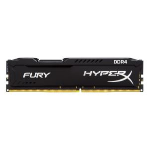 Kingston 8GB HyperX Fury Black DDR4 2400MHz CL15 PC Ram