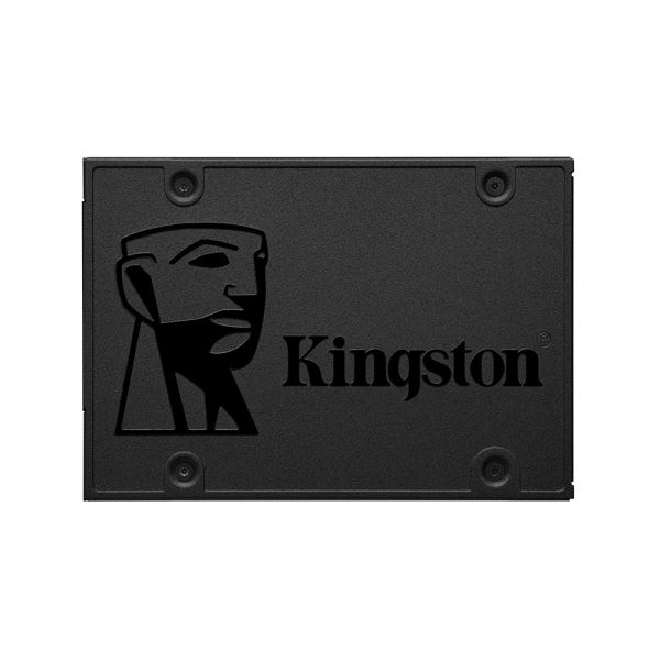 Kingston 480GB A400 Serisi Sata 3.0 Cache SSD (Okuma 500MB / Yazma 450MB)