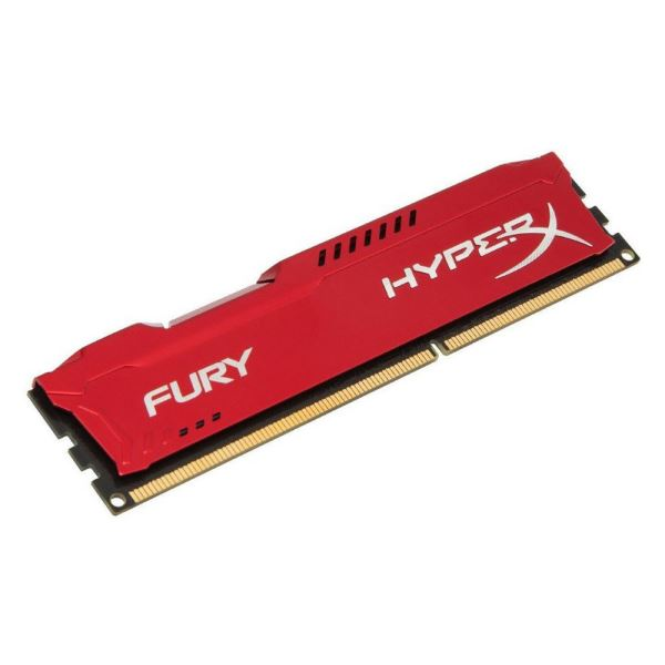Kingston 8GB HyperX FURY Red DDR4 3200MHz CL18 PC Ram
