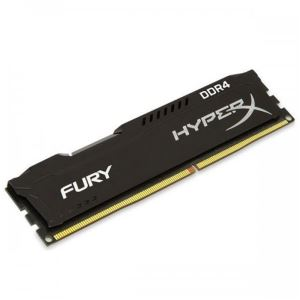 Kingston 8GB HyperX FURY Black DDR4 2666MHz CL16 1.2V PC Ram