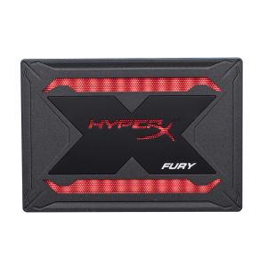 Kingston 240GB HyperX Fury Serisi Sata 3.0 RGB SSD (Okuma 550MB / Yazma 480MB)