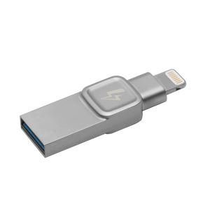 KINGSTON 64GB Bolt Duo USB 3.1 Apple USB Bellek