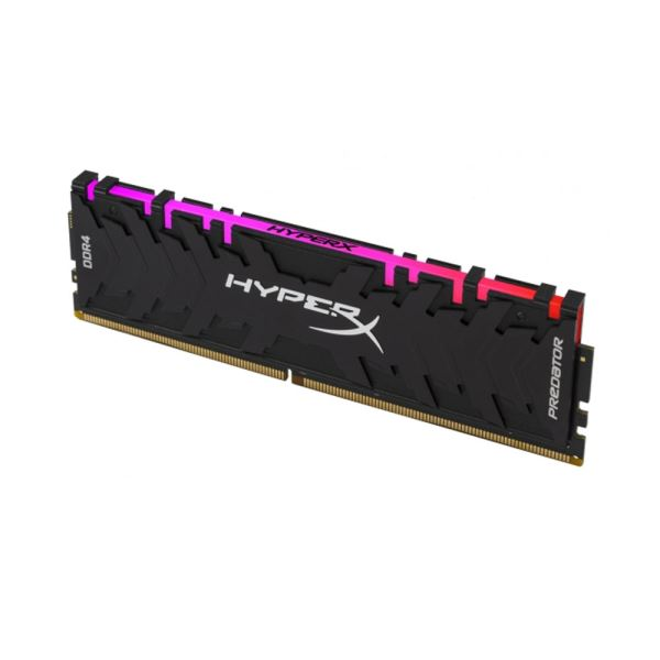 Kingston 8GB HyperX Predator RGB DDR4 3200MHz CL16 1.2V XMP Ram