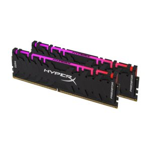 Kingston 32GB (2x16GB) HyperX Predator RGB DDR4 3200MHz CL16 1.2V XMP Ram