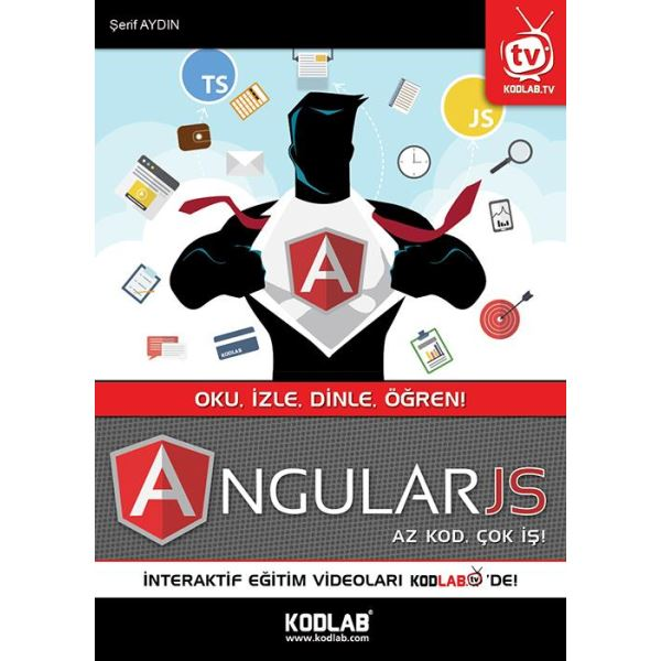 ANGULARJS (.NET İLE)