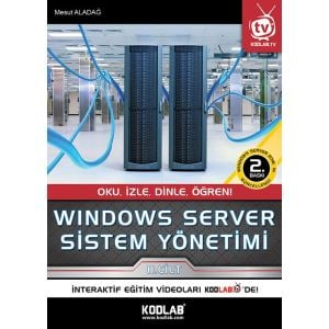 WINDOWS SERVER SİSTEM YÖNETİMİ - 2. CİLT