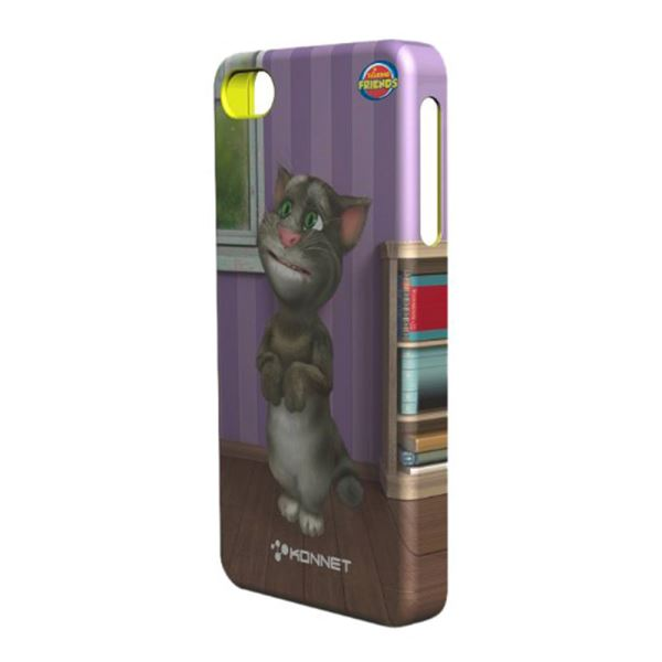 KN-5720 HARDJAC GRAFFİTO IPHONE 4/4S KILIF- (TOM)