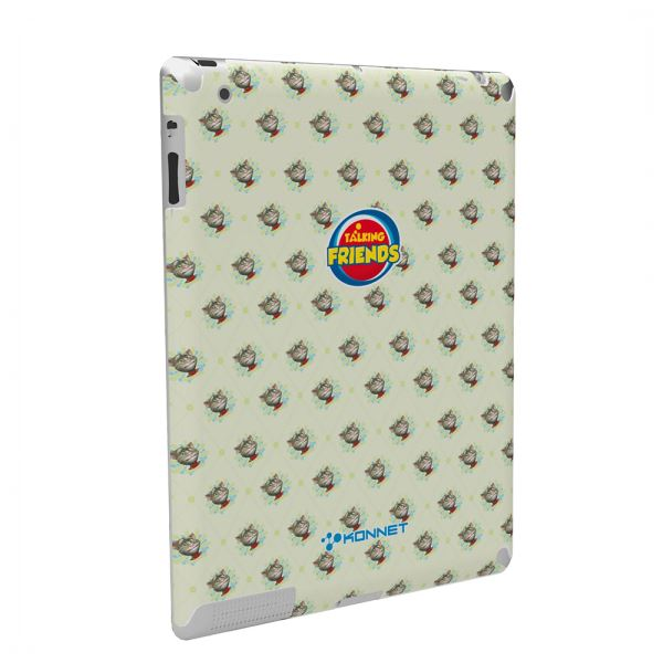 KN-5131 PATTERN SHİELD THE NEW IPAD/IPAD2 KILIF