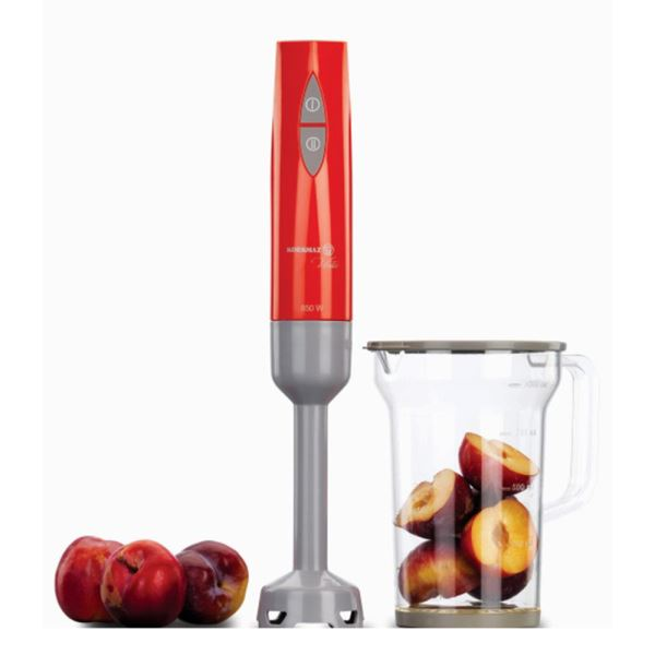 A443-01 ECO BLENDER SET KIRMIZI