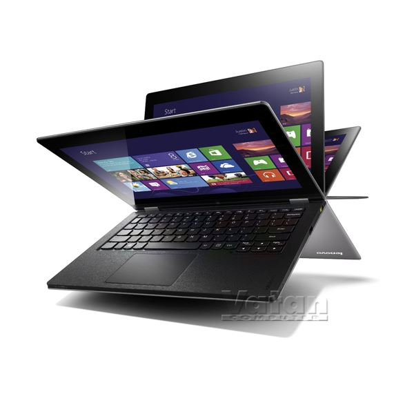 YOGA11  NOTEBOOK CORE İ3 3229Y 1.4GHZ-4GB-11.6'128SSD-INT-W8 NOTEBOOK BILGISAYAR