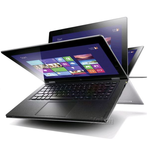 YOGA ULTRABOOK CORE İ5 3337U 1.8GHZ-4GB-128SSD-13.3-INTEL-W8 NOTEBOOK BILGISAYAR