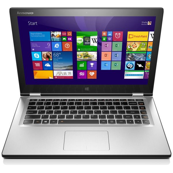 LENOVO YOGA2 CORE İ5 4210U 1.7GHZ-4GB-500GBSSHDD-13.3''-INT -W8.1 NOTEBOOK