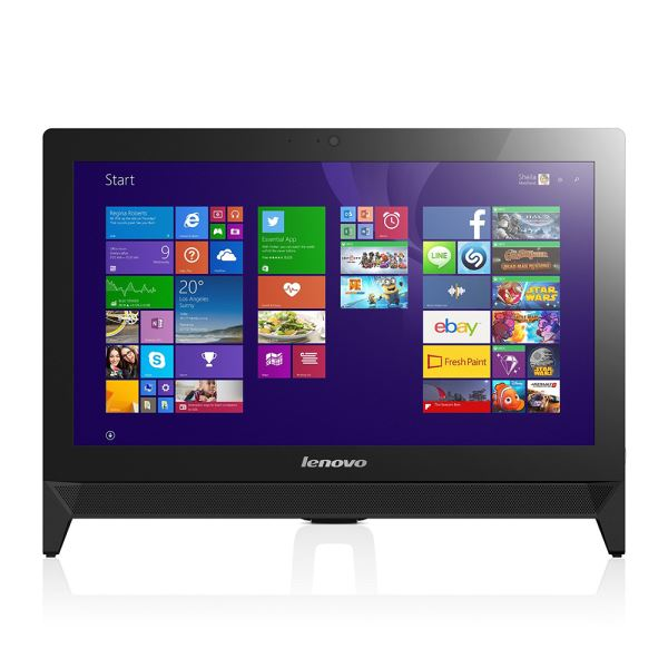 LENOVO C20-00 INTEL CELERON N3050 1.6GHZ 4GB 1TB INTEL HD GRAPHICS WIN10 19.5