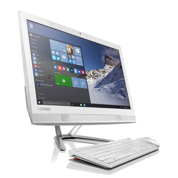 LENOVO AIO300 INTEL CORE İ3 6100U 2.3 GHZ 4GB 1TB 2 GB NVIDIA GT920 WIN10 21.5''