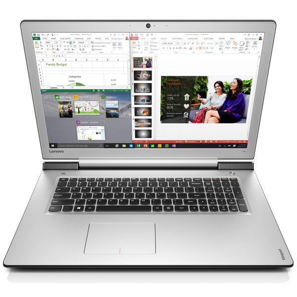 LENOVO IDEAPAD 700 CORE İ7 6700HQ 2.6GHZ-16GB-1TB+256SSD-17.3